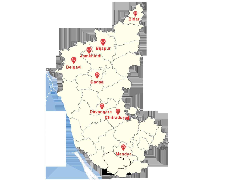 Our Dealers In Karnataka