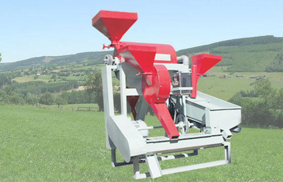 Pushpak Mini Dal Mill