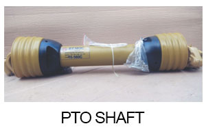 Heavy Duty PTO Shaft
