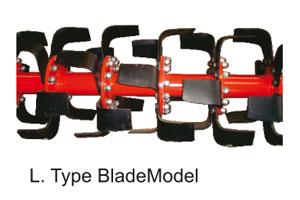 L Type Blade Model