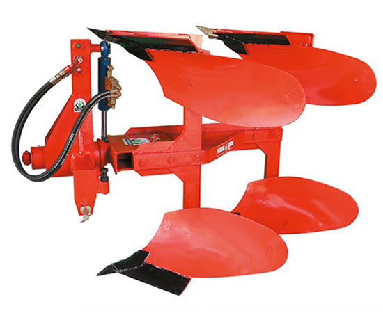 Pushpak DELUX Hydraulic Reversible Plough