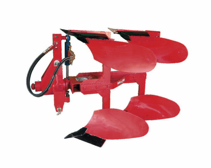 DELUX Hydraulic Reversible Plough