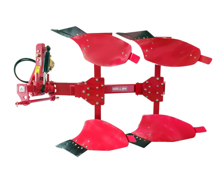 Super Hydraulic Reversible Plough 2 Furrow